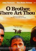 "Постер 8 из 13 из фильма ""О, где же ты, брат?"" /O Brother, Where Art Thou?/ (2000)"