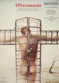 """Постер 2 из 7 из фильма """"Жертвоприношение"""" /Offret/ (1986)"""