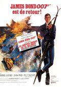 """Постер 14 из 22 из фильма """"На секретной службе Ее Величества"""" /On Her Majesty's Secret Service/ (1969)"""