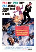 """Постер 13 из 22 из фильма """"На секретной службе Ее Величества"""" /On Her Majesty's Secret Service/ (1969)"""