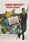 """Постер 10 из 22 из фильма """"На секретной службе Ее Величества"""" /On Her Majesty's Secret Service/ (1969)"""