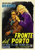"Постер 8 из 23 из фильма ""В порту"" /On the Waterfront/ (1954)"