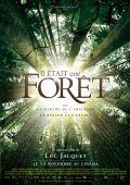 """Постер 2 из 2 из фильма """"Однажды в лесу"""" /Il etait une foret/ (2013)"""