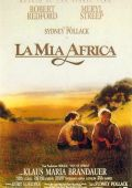 """Постер 7 из 7 из фильма """"Из Африки"""" /Out of Africa/ (1985)"""