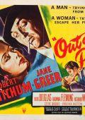 "Постер 3 из 15 из фильма ""Из прошлого"" /Out of the Past/ (1947)"