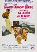 """Постер 10 из 13 из фильма """"Золото Калифорнии"""" /Paint Your Wagon/ (1969)"""