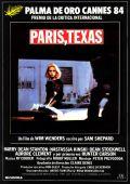 """Постер 10 из 12 из фильма """"Париж, Техас"""" /Paris, Texas/ (1984)"""