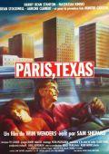 """Постер 3 из 12 из фильма """"Париж, Техас"""" /Paris, Texas/ (1984)"""