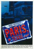 """Постер 8 из 12 из фильма """"Париж, Техас"""" /Paris, Texas/ (1984)"""