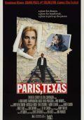 """Постер 12 из 12 из фильма """"Париж, Техас"""" /Paris, Texas/ (1984)"""