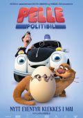 """Постер 3 из 4 из фильма """"Лесной патруль"""" /Pelle Politibil pa sporet/ (2013)"""
