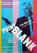 """Постер 6 из 21 из фильма """"В упор"""" /Point Blank/ (1967)"""