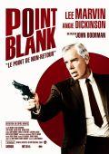 """Постер 15 из 21 из фильма """"В упор"""" /Point Blank/ (1967)"""