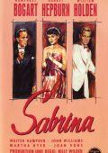 """Постер 8 из 20 из фильма """"Сабрина"""" /Sabrina/ (1954)"""