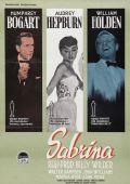 """Постер 18 из 20 из фильма """"Сабрина"""" /Sabrina/ (1954)"""