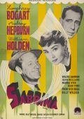 """Постер 19 из 20 из фильма """"Сабрина"""" /Sabrina/ (1954)"""
