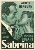 """Постер 20 из 20 из фильма """"Сабрина"""" /Sabrina/ (1954)"""