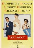 """Постер 17 из 20 из фильма """"Сабрина"""" /Sabrina/ (1954)"""