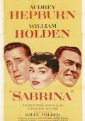 """Постер 16 из 20 из фильма """"Сабрина"""" /Sabrina/ (1954)"""