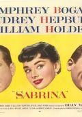"""Постер 9 из 20 из фильма """"Сабрина"""" /Sabrina/ (1954)"""
