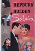 """Постер 1 из 20 из фильма """"Сабрина"""" /Sabrina/ (1954)"""