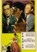 """Постер 5 из 20 из фильма """"Сабрина"""" /Sabrina/ (1954)"""