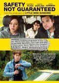 """Постер 5 из 5 из фильма """"Безопасность не гарантируется"""" /Safety Not Guaranteed/ (2012)"""