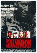 """Постер 1 из 6 из фильма """"Сальвадор"""" /Salvador/ (1986)"""