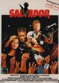 """Постер 6 из 6 из фильма """"Сальвадор"""" /Salvador/ (1986)"""