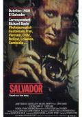 """Постер 4 из 6 из фильма """"Сальвадор"""" /Salvador/ (1986)"""