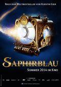 """Постер 3 из 3 из фильма """"Таймлесс 2: Сапфировая книга"""" /Saphirblau/ (2014)"""