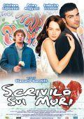 """Постер 1 из 1 из фильма """"Напиши это на стенах"""" /Scrivilo sui muri/ (2007)"""