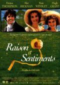 """Постер 2 из 3 из фильма """"Разум и чувства"""" /Sense and Sensibility/ (1995)"""