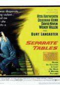"""Постер 5 из 5 из фильма """"За отдельными столиками"""" /Separate Tables/ (1958)"""