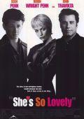 """Постер 2 из 4 из фильма """"Она прекрасна"""" /She's So Lovely/ (1997)"""