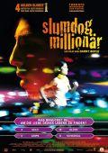 """Постер 25 из 29 из фильма """"Миллионер из трущоб"""" /Slumdog Millionaire/ (2008)"""