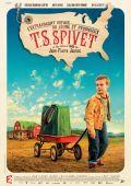 """Постер 4 из 6 из фильма """"Невероятное путешествие мистера Спивета"""" /The Young and Prodigious T.S. Spivet/ (2013)"""