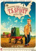 """Постер 6 из 6 из фильма """"Невероятное путешествие мистера Спивета"""" /The Young and Prodigious T.S. Spivet/ (2013)"""