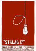 """Постер 5 из 11 из фильма """"Лагерь для военнопленных №17"""" /Stalag 17/ (1953)"""