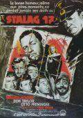 """Постер 7 из 11 из фильма """"Лагерь для военнопленных №17"""" /Stalag 17/ (1953)"""