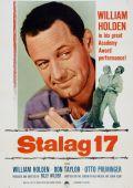 """Постер 3 из 11 из фильма """"Лагерь для военнопленных №17"""" /Stalag 17/ (1953)"""