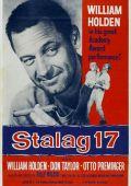 """Постер 11 из 11 из фильма """"Лагерь для военнопленных №17"""" /Stalag 17/ (1953)"""