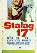 """Постер 8 из 11 из фильма """"Лагерь для военнопленных №17"""" /Stalag 17/ (1953)"""