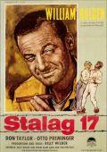 """Постер 10 из 11 из фильма """"Лагерь для военнопленных №17"""" /Stalag 17/ (1953)"""