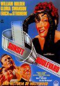 "Постер 4 из 13 из фильма ""Сансет бульвар"" /Sunset Blvd./ (1950)"