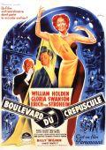 "Постер 3 из 13 из фильма ""Сансет бульвар"" /Sunset Blvd./ (1950)"