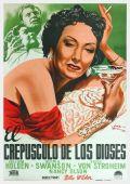 "Постер 8 из 13 из фильма ""Сансет бульвар"" /Sunset Blvd./ (1950)"