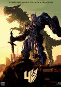 """Постер 29 из 29 из фильма """"Трансформеры: Эпоха истребления"""" /Transformers: Age of Extinction/ (2014)"""