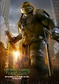 "Постер 20 из 31 из фильма ""Черепашки-ниндзя"" /Teenage Mutant Ninja Turtles/ (2014)"
