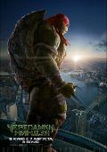 "Постер 18 из 31 из фильма ""Черепашки-ниндзя"" /Teenage Mutant Ninja Turtles/ (2014)"